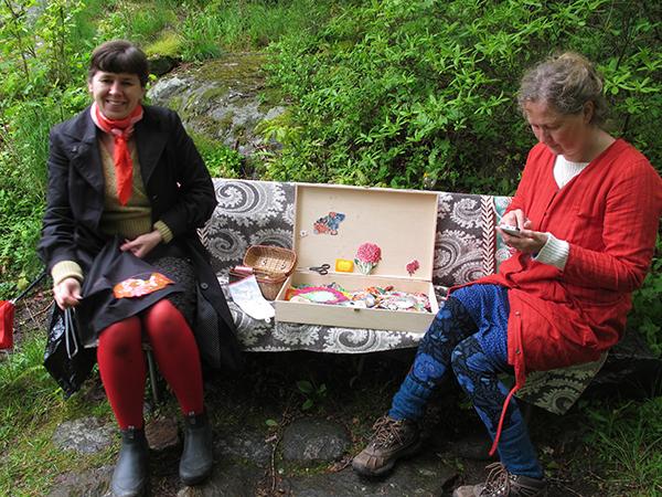 Anneli Philgren & Frida Breife